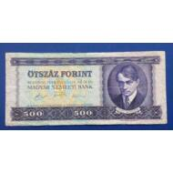 1990 500 forint bankjegy alacsony sorszámmal