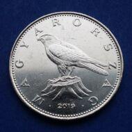 2019 50 forint  verdefényes érme rollniból