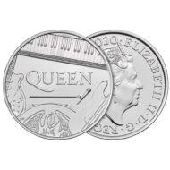 2020 5 Font 50 éves a Queen együttes emlékérme BU kivitel