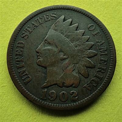 1899 Indian Head cent amerikai réz érme