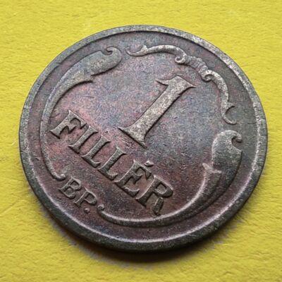 1939 1 fillér érme