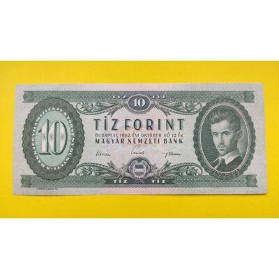 1962 10 forint bankjegy Numizmatika - bankjegyek