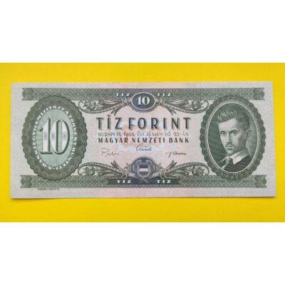 1969 10 forint bankjegy Numizmatika - bankjegyek