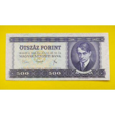 1969 500 forint bankjegy Numizmatika - bankjegyek