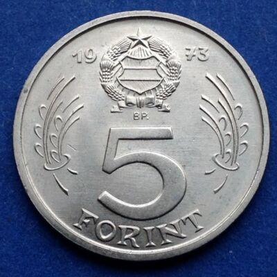 1973 5 Forint érme