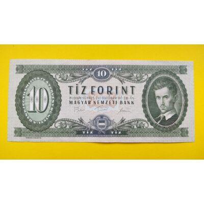 1975 10 forint bankjegy Numizmatika - bankjegyek