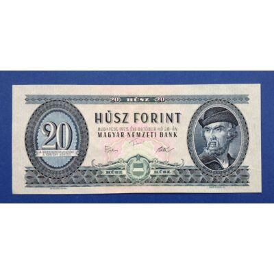 1975 20 Forint UNC bankjegy