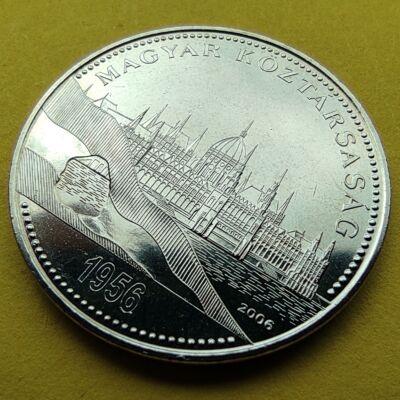 2006 50 forint Magyar forradalom és szabadságharc verdefényes emlékérme rollniból Numizmatika - Érmék, érme