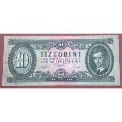 1957 10 forint bankjegy