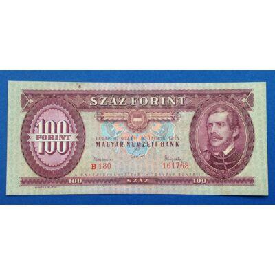 1962 100 forint bankjegy előlap