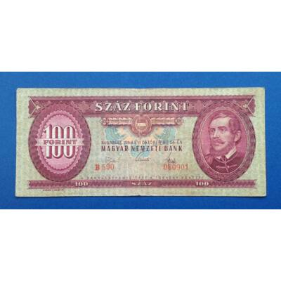 1968 100 forint bankjegy