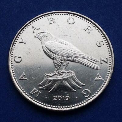 2019 50 forint UNC verdefényes érme rollniból